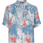 Topshop Spot Lilly Shirt