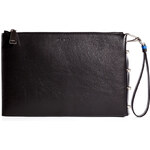 Jil Sander Leather Envelope Pouch
