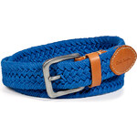 Paul Smith Accessories Waxed Cotton Webbed Belt