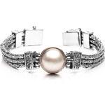 Buka Jewelry BUKA Perlový náramek Mabe 630