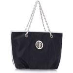 L&S Fashion (Anglie) Kabelka LS00389 černá