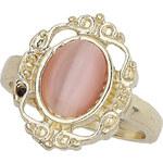 Topshop Pink Cats Eye Ring