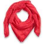 Esprit printed square scarf