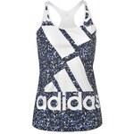 Adidas Graphic Tank Ladies, white