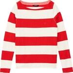 Gant Sweater mit Blockstreifen