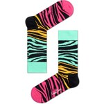 Ponožky Happy Socks Block Zebra BZ01-073