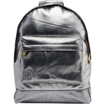 Batoh Mi-Pac Pebbled Silver/Black