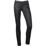 Street One - Jean enduit York - coating noir washed