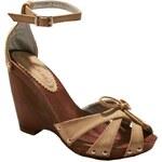 Redhot Dámské sandály 24270_camel