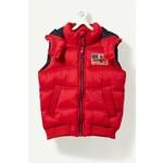 Tape a l'oeil - Dětská vesta 116-152 cm - červená