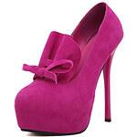 LightInTheBox Suede Women's Stiletto Heel Pumps Heels Shoes(More Colors)