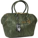 Makgio dámská kabelka zelená