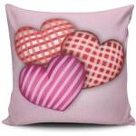 Spiffy Vícebarevný dekorativní polštář 425SPF0170