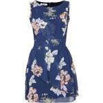 Topshop **Floral Peplum Dress by Wal G