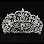 LightInTheBox Excellent Austria Rhinestones Big Tiara for Wedding Bridal