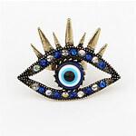 LightInTheBox Women's Special Blue Eye Ring