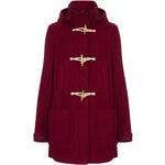 Topshop Bound Seam Duffle Coat