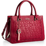 Calvin Klein Sadie city center zip carry all red Outlet