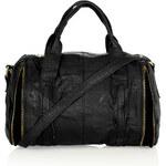 Topshop Zip Barrel Bag