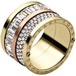 Michael Kors Originální prsten s krystaly MKJ1907931 54 mm
