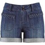 Strečové džínové šortky bonprix