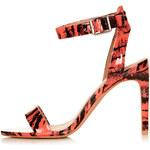 Topshop ROAR Tiger Heels