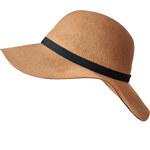 Street One - Chapeau en feutre clair Lisa - rusty camel
