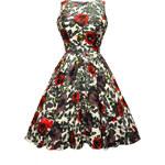 Šaty Lady V London Elegant Rose Tea 36