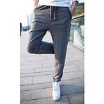 LightInTheBox Men's National Style Printing Sweatpants