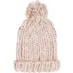 Topshop Chunky Hand Knit Beanie
