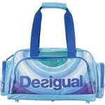 Desigual sportovní taška Tidar modrá