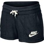 Nike GYM VINTAGE SHORT černá L