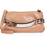 Maison Martin Margiela Leather Clutch with Chain