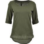 Dámské triko elegantní Hailys zelené