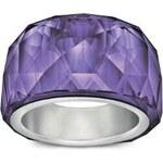 Swarovski Prsten Nirvana Petite Purple Velvet 501290 52 mm