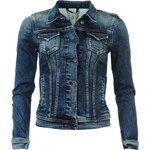 Pepe Jeans Thrift Denim Jacket Ladies, denim