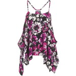Topshop **Floral Print Swing Cami by Wal G