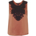 Topshop **Embroidered Top by Sister Jane