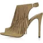 Topshop RHONDA Fringed Sandals