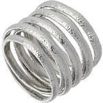 Topshop Textured Layered Ring