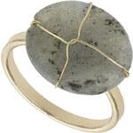 Topshop Wire Wrap Semi Precious Ring