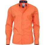PONTTO košile pánská 8009-04 dlouhý rukáv
