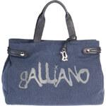 Dámská kabelka John Galliano - UNICA / Modrá