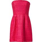Giambattista Valli Embroidered Strapless Dress