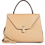 Valextra Leather Small Isis Handbag