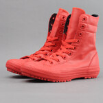 Converse Chuck Taylor All Star Hi-Rise Boot Rubber red / red / red