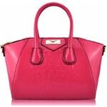 Kabelka LS Fashion LS0026 růžová