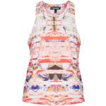 Topshop **Printed Vest by Workshop