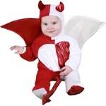 Dětský kostým Čert s křídly Pro věk (měsíců) 6-12