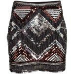 H&M Skirt with sequined embroidery